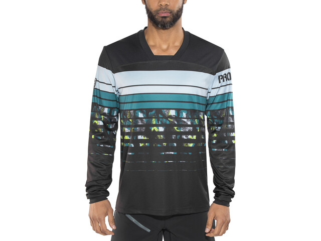 Protective Kano Bike Jersey Longsleeve Men black/colourful